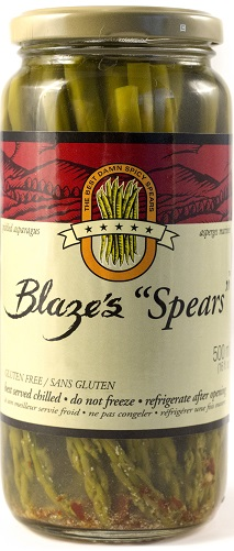 Blaze´s Spears Box (3 Jar) 16 oz each